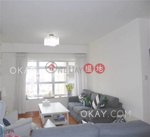 Stylish 3 bedroom with harbour views & parking | For Sale|Conduit Tower(Conduit Tower)Sales Listings (OKAY-S63029)_0