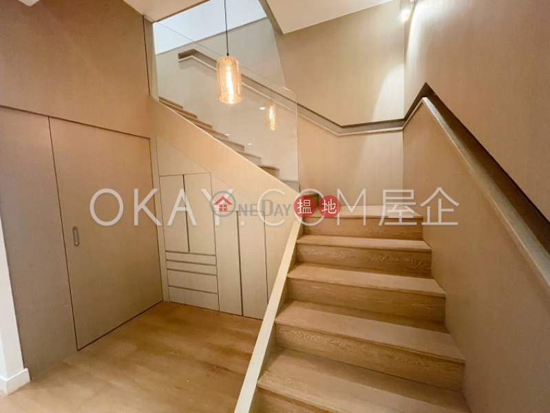 HK$ 50,000/ month 41 Square Street | Central District | Charming 1 bedroom with terrace | Rental