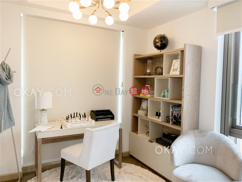 HK$ 152,800/ 月|麥當勞道3號-中區4房3廁,連車位,露台《麥當勞道3號出租單位》