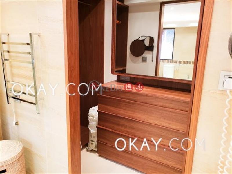 Property Search Hong Kong | OneDay | Residential | Rental Listings, Stylish 1 bedroom with sea views, balcony | Rental