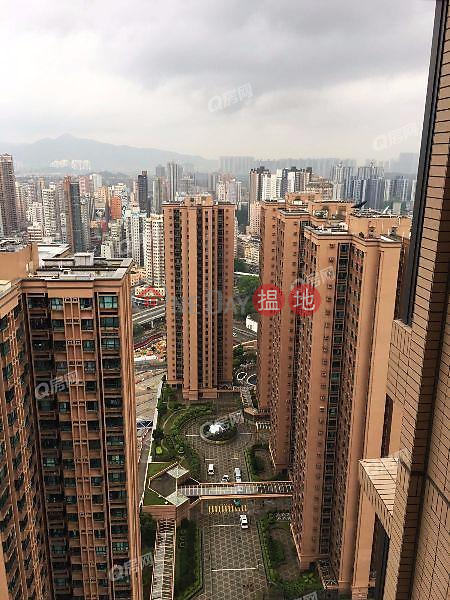 地鐵上蓋,新樓靚裝《Grand Yoho租盤》 9朗日路   元朗 香港 出租 HK$ 18,000/ 月