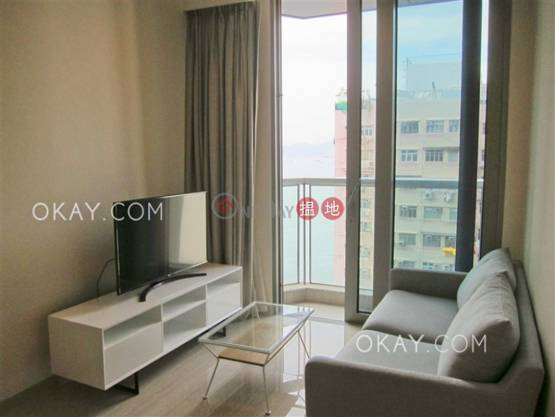 Nicely kept 2 bedroom with balcony | Rental 97 Belchers Street | Western District | Hong Kong, Rental HK$ 34,300/ month