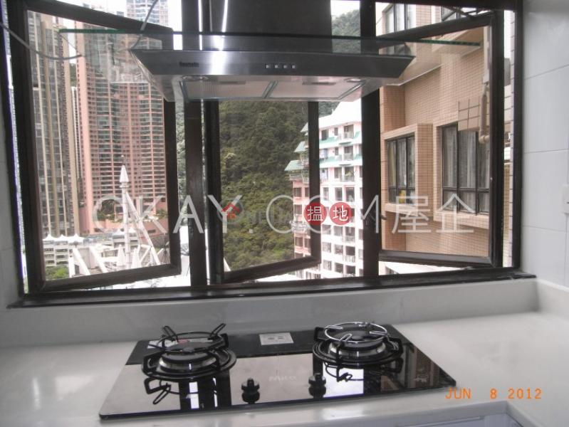 Stylish 3 bedroom on high floor with sea views | Rental | Robinson Heights 樂信臺 Rental Listings