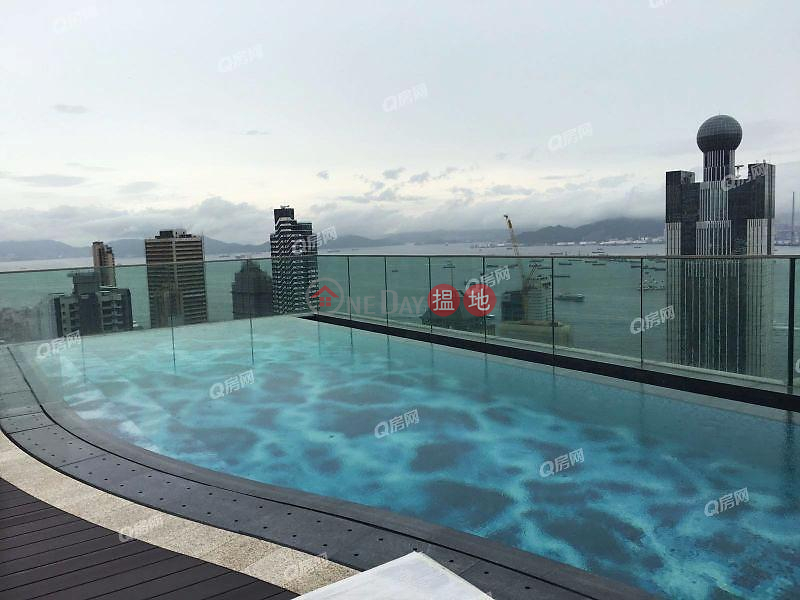HK$ 45,000/ 月|星鑽-西區交通方便,全新靚裝,豪宅地段,名人大宅,名牌校網《星鑽租盤》
