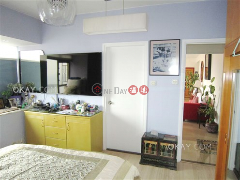Elegant 3 bed on high floor with sea views & terrace | For Sale | Discovery Bay, Phase 2 Midvale Village, Marine View (Block H3) 愉景灣 2期 畔峰 觀濤樓 (H3座) Sales Listings