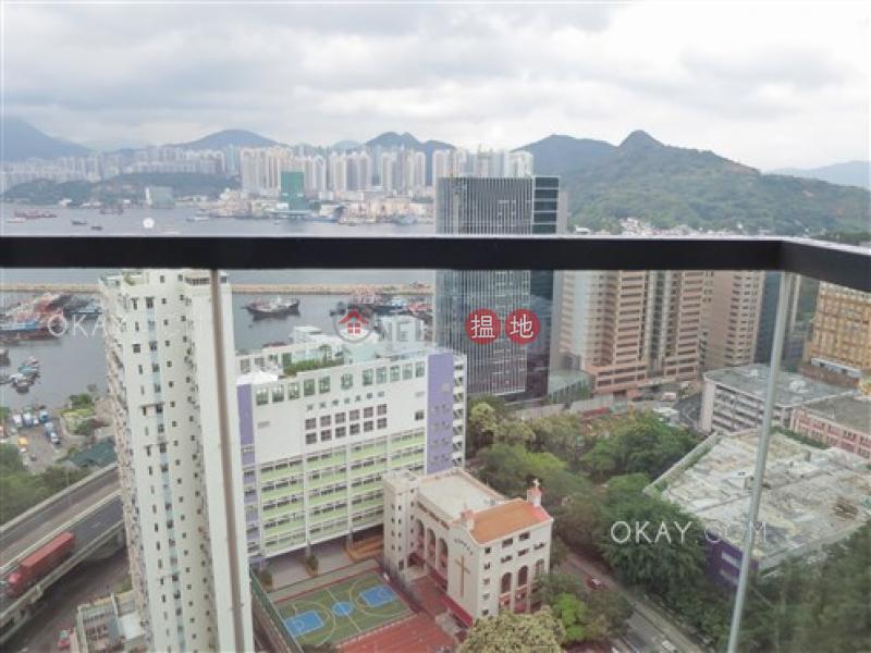 Practical 1 bedroom on high floor with balcony   Rental   23 Shau Kei Wan Main Street East   Eastern District Hong Kong   Rental, HK$ 25,000/ month