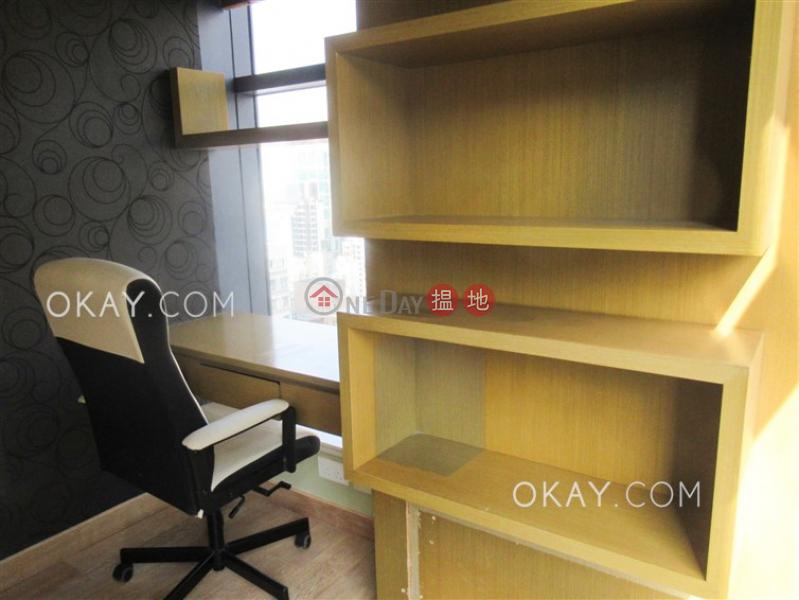 Nicely kept 3 bedroom on high floor with balcony | Rental 99 High Street | Western District Hong Kong, Rental | HK$ 35,000/ month