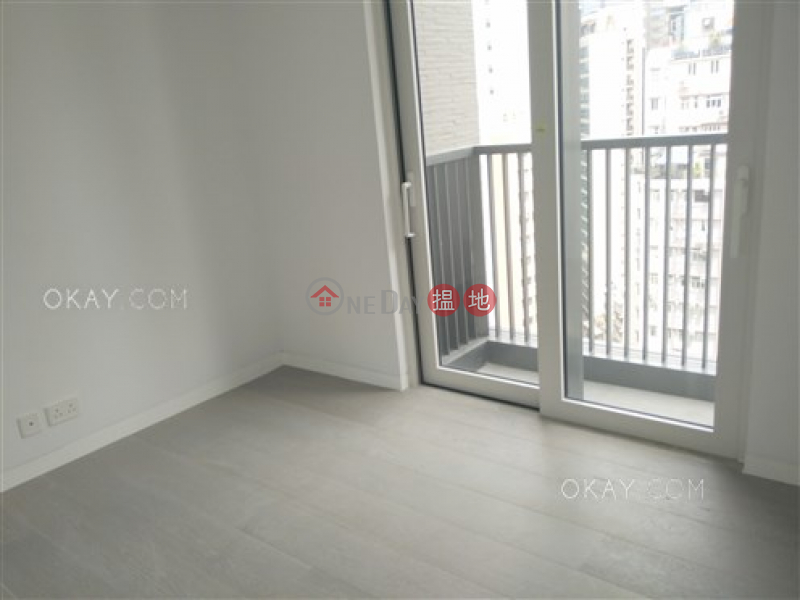 Lovely 1 bedroom on high floor with balcony | Rental | 28 Aberdeen Street 鴨巴甸街28號 Rental Listings