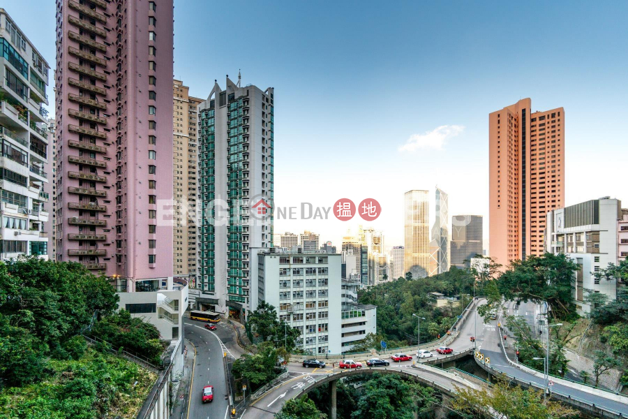 3 Bedroom Family Flat for Rent in Mid Levels West | Robinson Garden Apartments 羅便臣花園大廈 Rental Listings