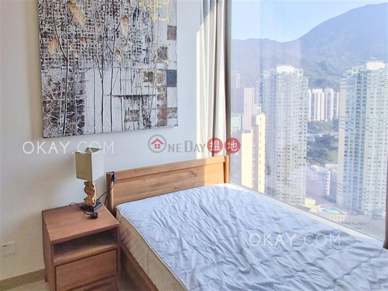 香港搵樓 租樓 二手盤 買樓  搵地   住宅-出租樓盤2房1廁,極高層,可養寵物,露台《The Kennedy on Belcher\'s出租單位》
