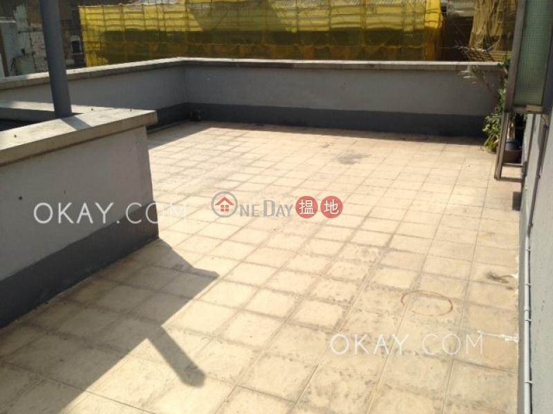 Popular 2 bedroom on high floor with terrace | Rental | Sunny Building 旭日大廈 Rental Listings