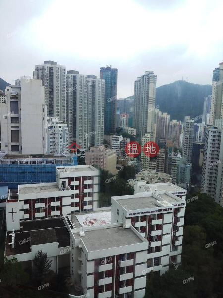 The Belcher\'s Phase 1 Tower 1 | 3 bedroom Mid Floor Flat for Rent 89 Pok Fu Lam Road | Western District, Hong Kong Rental | HK$ 50,000/ month