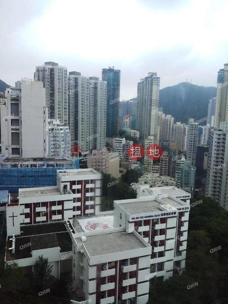 實用三房,鄰近地鐵,有匙即睇,景觀開揚,地段優越《寶翠園1期1座租盤》-89薄扶林道 | 西區香港出租|HK$ 50,000/ 月