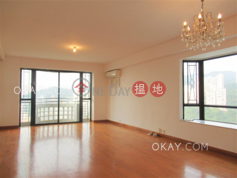 Rare 4 bedroom on high floor with balcony & parking | Rental|Beverly Hill(Beverly Hill)Rental Listings (OKAY-R13020)_0