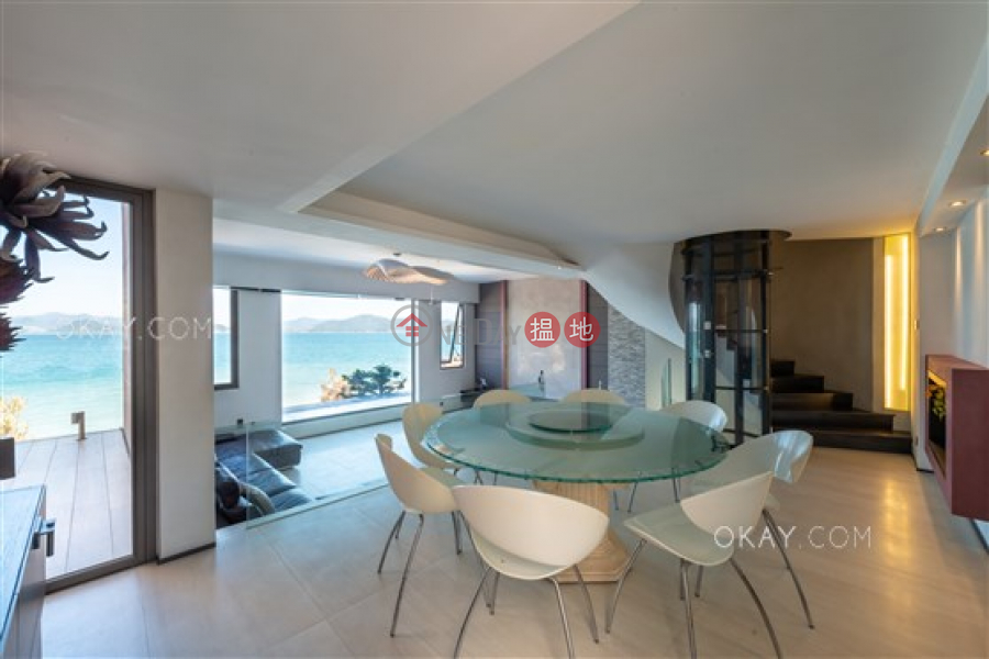Rare house with sea views, rooftop & terrace | Rental | House 3 Royal Castle 君爵堡 洋房 3 Rental Listings