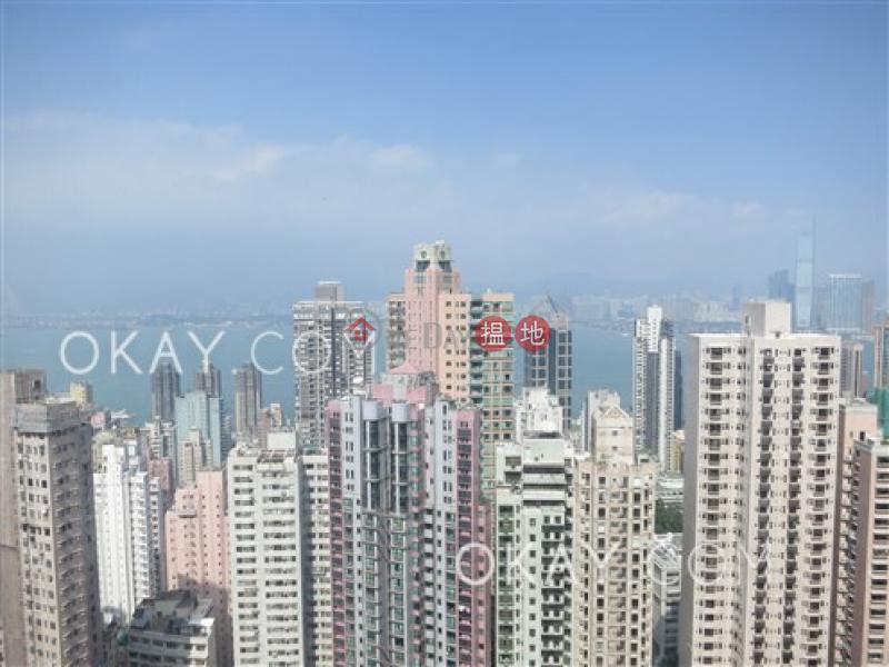 Luxurious 3 bedroom with sea views & parking | Rental 17-29 Lyttelton Road | Western District Hong Kong Rental HK$ 48,000/ month