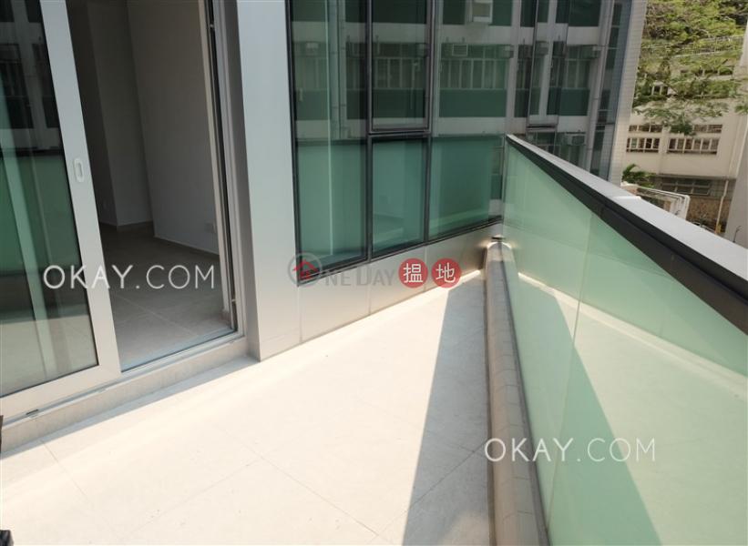 HK$ 33,500/ 月|RESIGLOW薄扶林西區|2房1廁,星級會所,露台《RESIGLOW薄扶林出租單位》