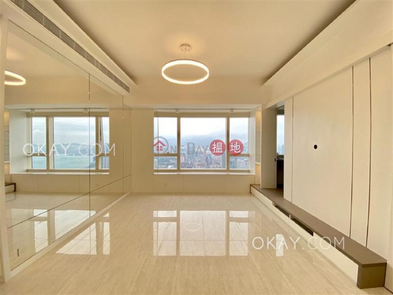HK$ 55,000/ 月 名鑄油尖旺 2房2廁,極高層,星級會所《名鑄出租單位》