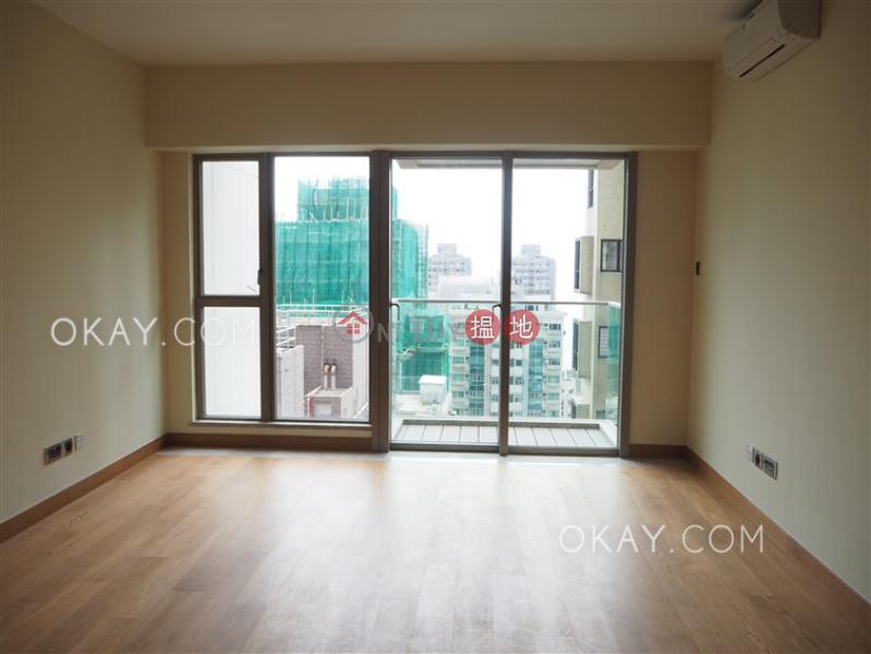 Gorgeous 3 bedroom with balcony | Rental, The Nova 星鑽 Rental Listings | Western District (OKAY-R293048)
