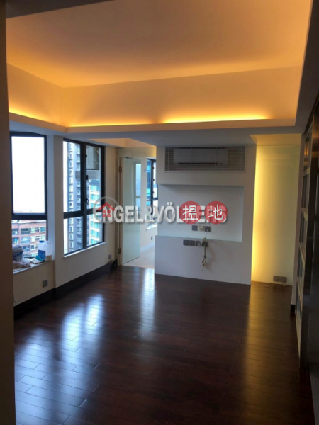 HK$ 37,000/ month, Vantage Park Western District, 1 Bed Flat for Rent in Mid Levels West
