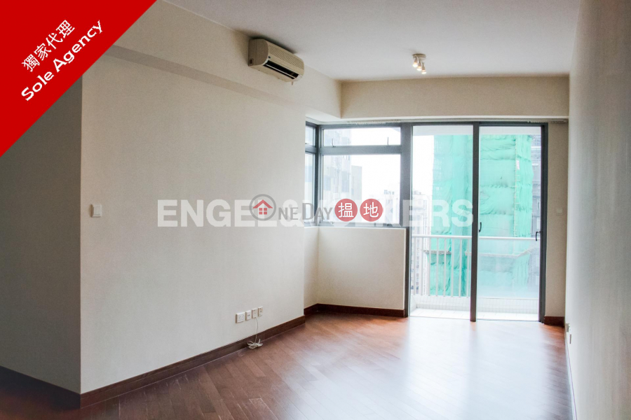 HK$ 45,000/ month | One Pacific Heights Western District | 3 Bedroom Family Flat for Rent in Sheung Wan