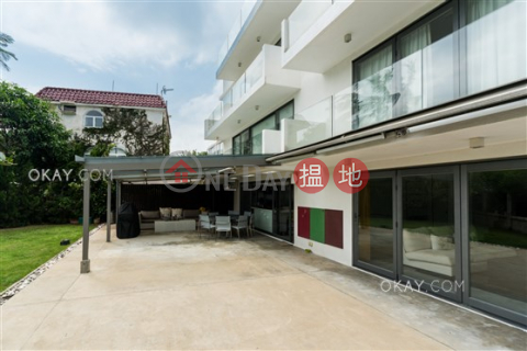Stylish house with sea views, rooftop & terrace | For Sale|48 Sheung Sze Wan Village(48 Sheung Sze Wan Village)Sales Listings (OKAY-S324535)_0