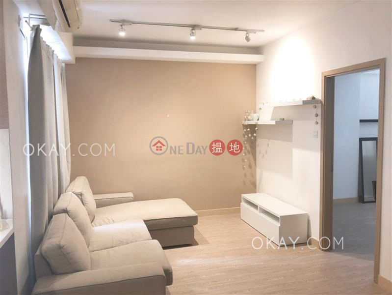 Unique 2 bedroom with balcony | Rental, Sunny Building 旭日大廈 Rental Listings | Central District (OKAY-R255074)