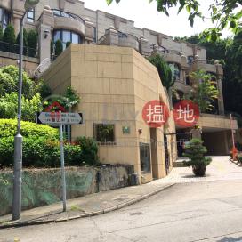 朗松居,壽臣山, 香港島
