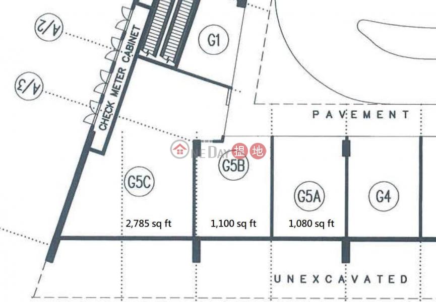 牛池灣旺鋪 91884328 KT GARY 黃大仙區嘉峰臺 1期 2座(Block 2 Phase 1 Kingsford Terrace)出售樓盤 (GARYC-4035013015)