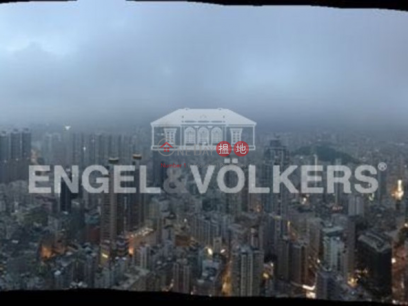 HK$ 43,000/ 月|帝峰‧皇殿-油尖旺-高樓層租盤The Hermitage(帝峯)