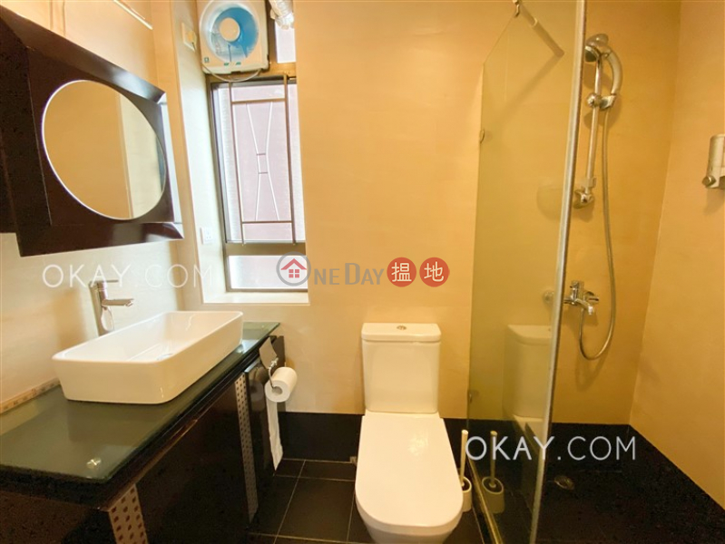 Efficient 4 bedroom with balcony & parking | Rental | Fulham Garden 富林苑 A-H座 Rental Listings