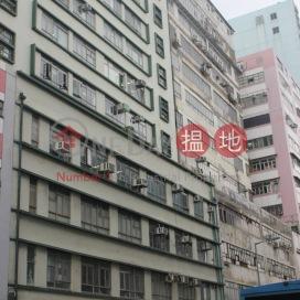 Shun Wai Industrial Building,To Kwa Wan, Kowloon