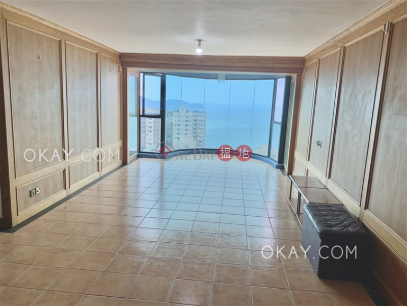 Efficient 3 bedroom with sea views & parking | For Sale | Block 45-48 Baguio Villa 碧瑤灣45-48座 Sales Listings