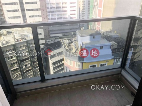 Intimate 1 bedroom with balcony | Rental|Wan Chai DistrictL' Wanchai(L' Wanchai)Rental Listings (OKAY-R323262)_0