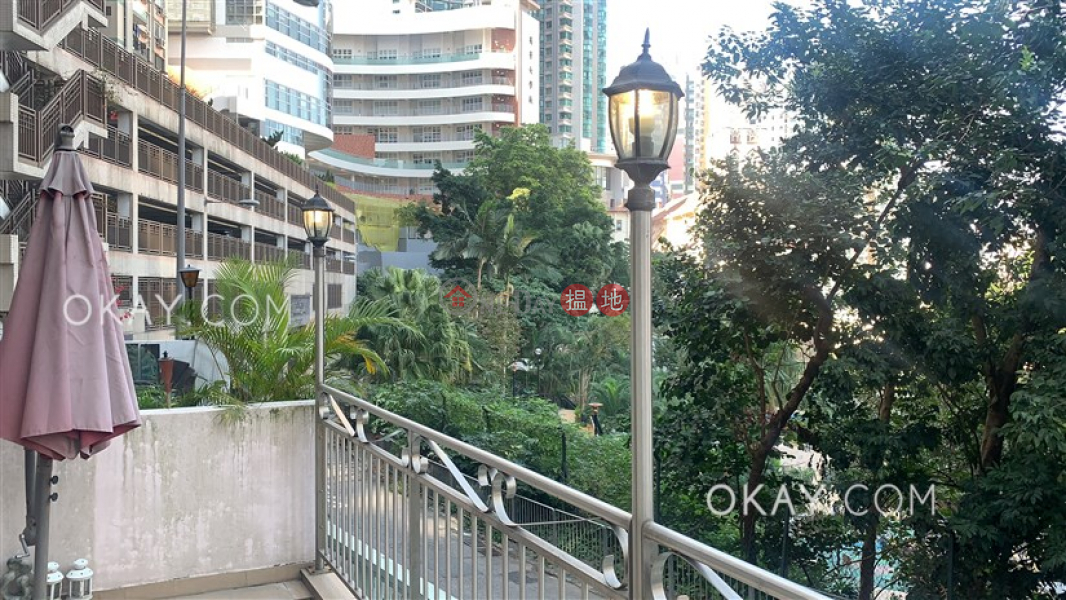 Charming 3 bedroom with terrace & balcony | For Sale | 6A-6B Seymour Road | Western District | Hong Kong Sales | HK$ 21M