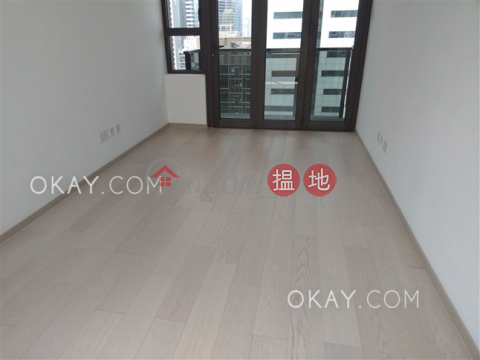 Elegant 1 bedroom on high floor with balcony | Rental|L' Wanchai(L' Wanchai)Rental Listings (OKAY-R323211)_0