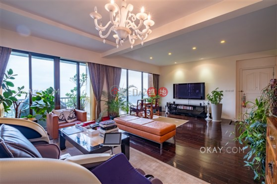 Gorgeous 3 bedroom on high floor with balcony & parking | For Sale | 21A-21D Repulse Bay Road | Southern District, Hong Kong, Sales | HK$ 73M