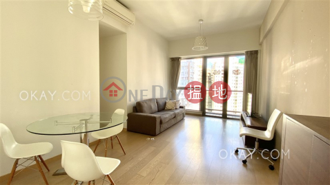 Unique 3 bedroom on high floor with balcony | Rental|SOHO 189(SOHO 189)Rental Listings (OKAY-R100205)_0