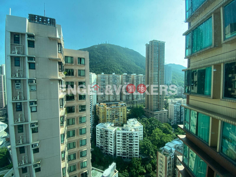 HK$ 45,000/ month 2 Park Road Western District, 2 Bedroom Flat for Rent in Mid Levels West