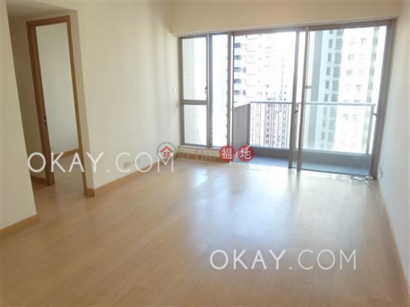 Charming 3 bedroom with balcony | Rental, Island Crest Tower 1 縉城峰1座 Rental Listings | Western District (OKAY-R76786)