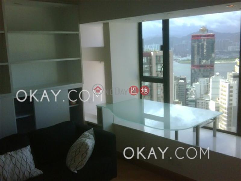 Property Search Hong Kong | OneDay | Residential, Rental Listings | Generous 1 bedroom on high floor with sea views | Rental