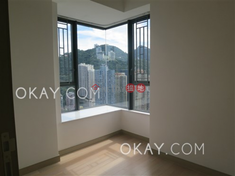 HK$ 50M The Oakhill, Wan Chai District Gorgeous 3 bedroom on high floor with balcony & parking | For Sale