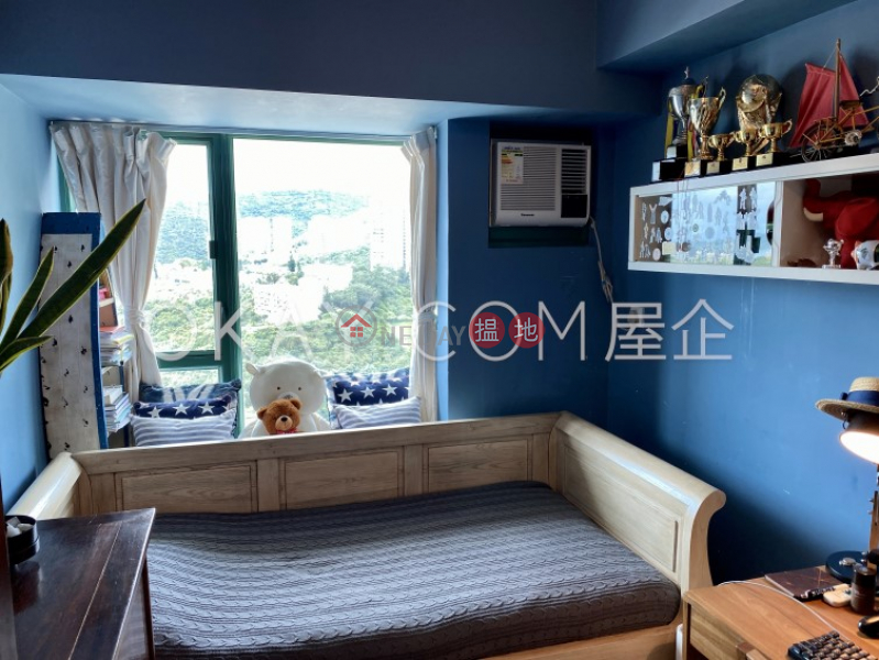 Property Search Hong Kong | OneDay | Residential, Sales Listings | Rare 4 bedroom on high floor with sea views & balcony | For Sale