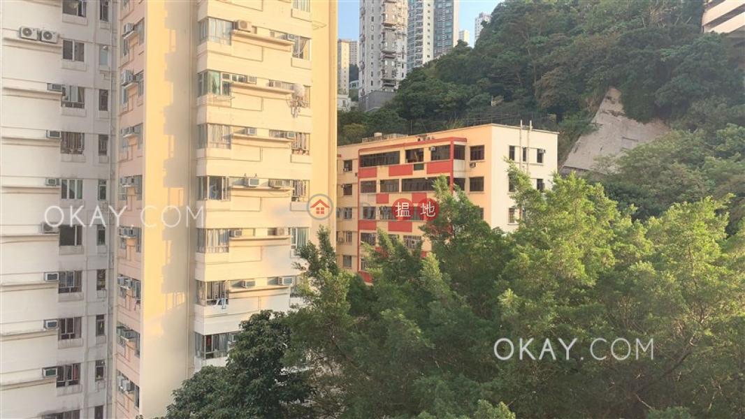 1房1廁,星級會所,露台《尚巒出租單位》23華倫街 | 灣仔區-香港出租-HK$ 22,000/ 月