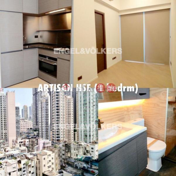 西營盤一房筍盤出租 住宅單位 西區瑧蓺(Artisan House)出租樓盤 (EVHK43598)