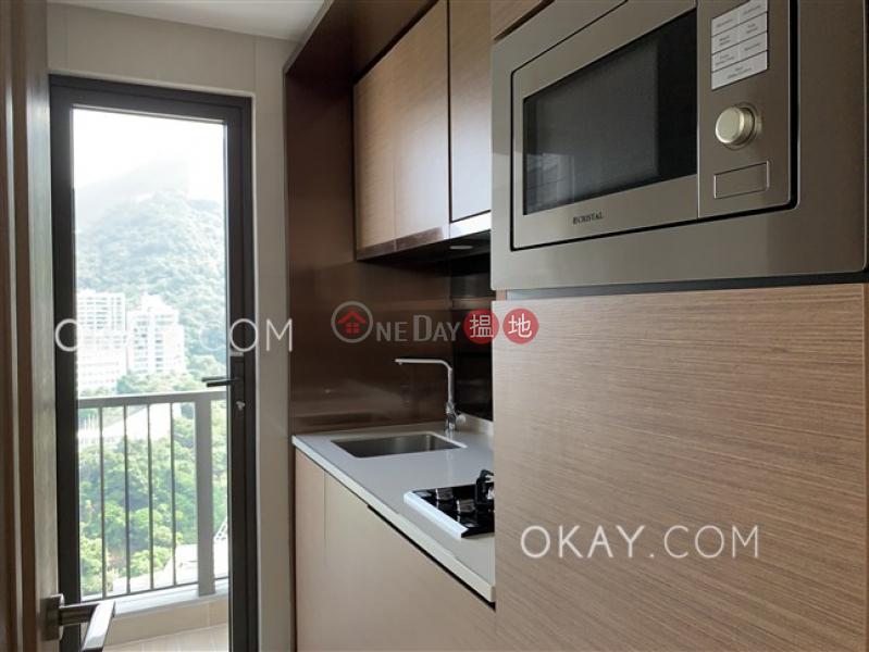 HK$ 34,000/ month L\' Wanchai Wan Chai District | Popular 1 bedroom on high floor with balcony | Rental