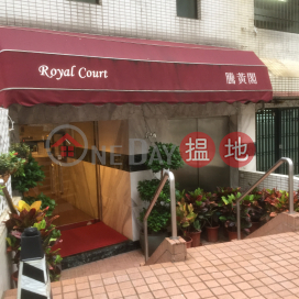Royal Court,Tai Hang, Hong Kong Island