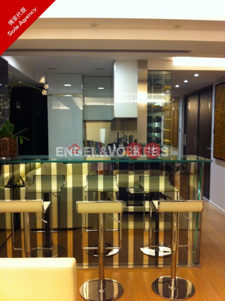 1 Bed Flat for Rent in Mid Levels West, Realty Gardens 聯邦花園 Rental Listings | Western District (EVHK88785)