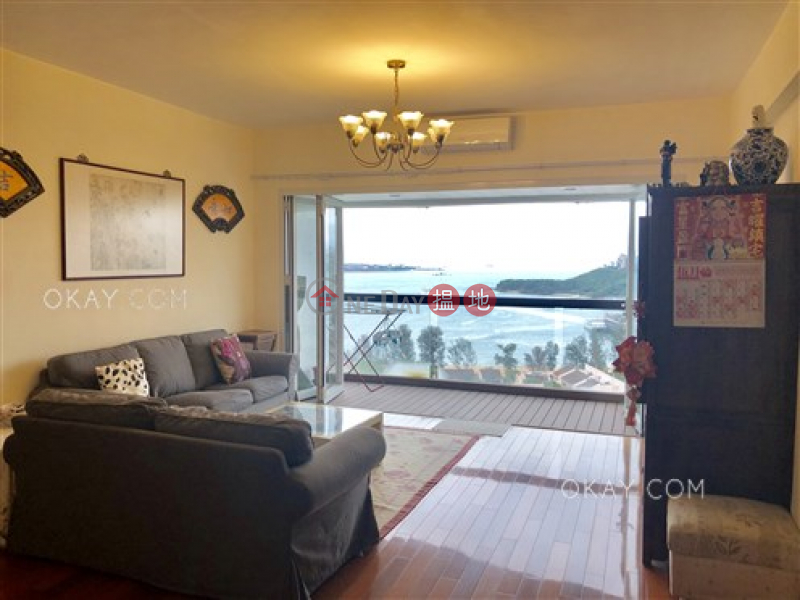 Efficient 3 bed on high floor with sea views & balcony | Rental | Discovery Bay, Phase 2 Midvale Village, 5 Middle Lane 愉景灣 2期 畔峰 畔山徑5號 Rental Listings