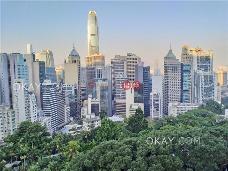 3房2廁,星級會所,連車位,露台《雅賓利大廈出租單位》-1雅賓利道 | 中區|香港|出租-HK$ 100,000/ 月